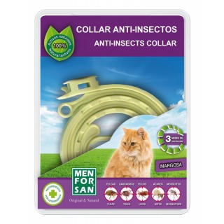 Collar anti insectos con...